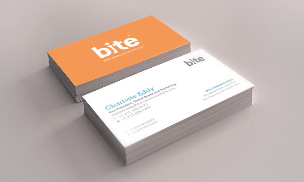 Bite Communications brand refresh