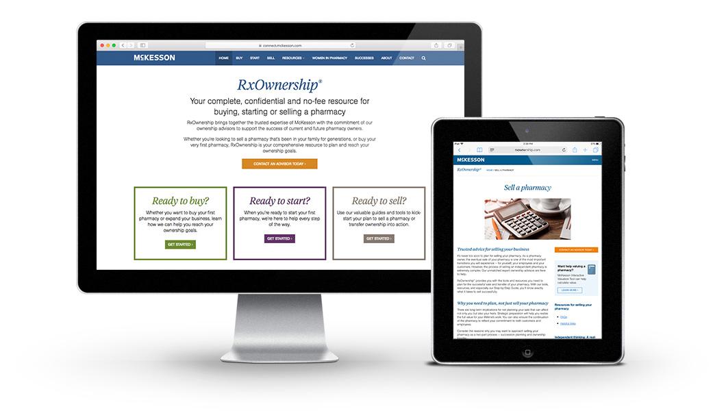 McKesson RxOwnership website